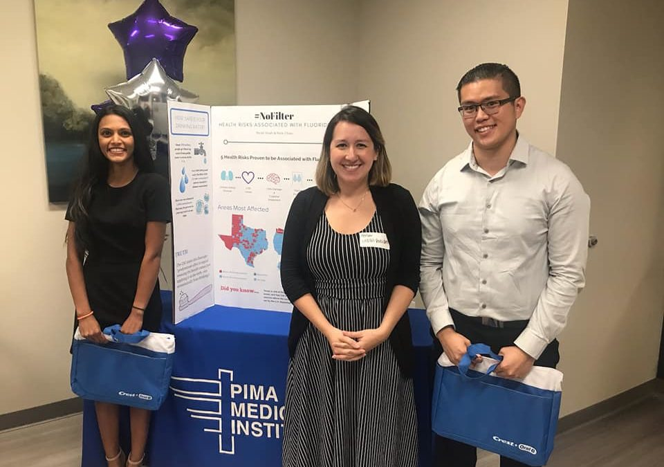 PIMA Scientific Poster Presentation
