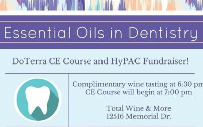 GHDHA's DoTerra CE and HyPAC Fundraiser 10/16/19
