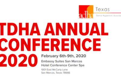 Register for the TDHA Annual Conference! 2/6/20 – 2/9/20