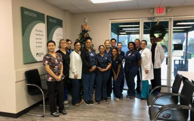 Kid's Dental Day at Interfaith Community Clinic 12/7/19
