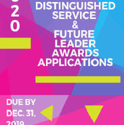 TDHA Distinguished Service & Future Leader Award Applications (Due 12/31/19)