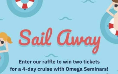 Raffle Tickets for a Cruise with Omega Seminars!