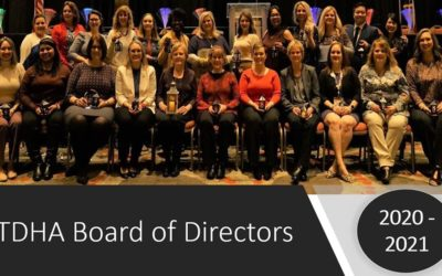 TDHA Board of Directors 2020-2021