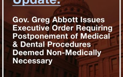 Governor Greg Abbott: Executive Order 3/22/20