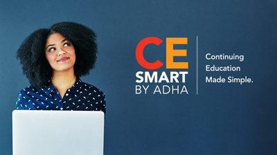 ADHA: CE Smart