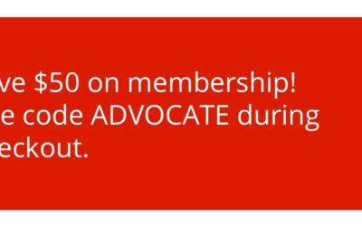 ADHA Membership Special