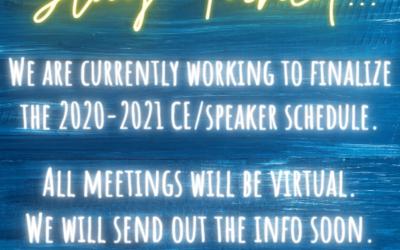 GHDHA 2020-2021 Calendar Schedule