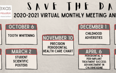 GHDHA 2020-2021 Save the Dates