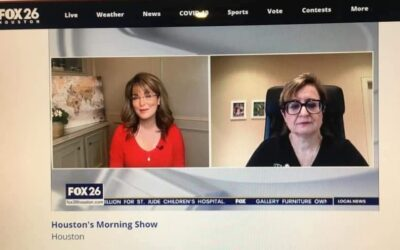 GHDHA Past President, Victoria Patrounova, Featured on Fox 26