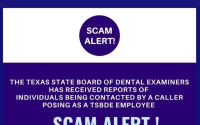 TSBDE Scam Alert: Scam Caller