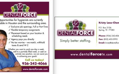 2021-2022 Gold Sponsor: Dental Force